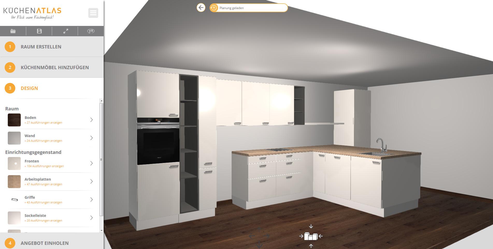 Wunderbar Interaktives Online Küche Design Tool Galerie - Ideen Für ...